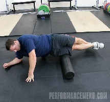 When to Foam Roll, Jennifer Wilson
