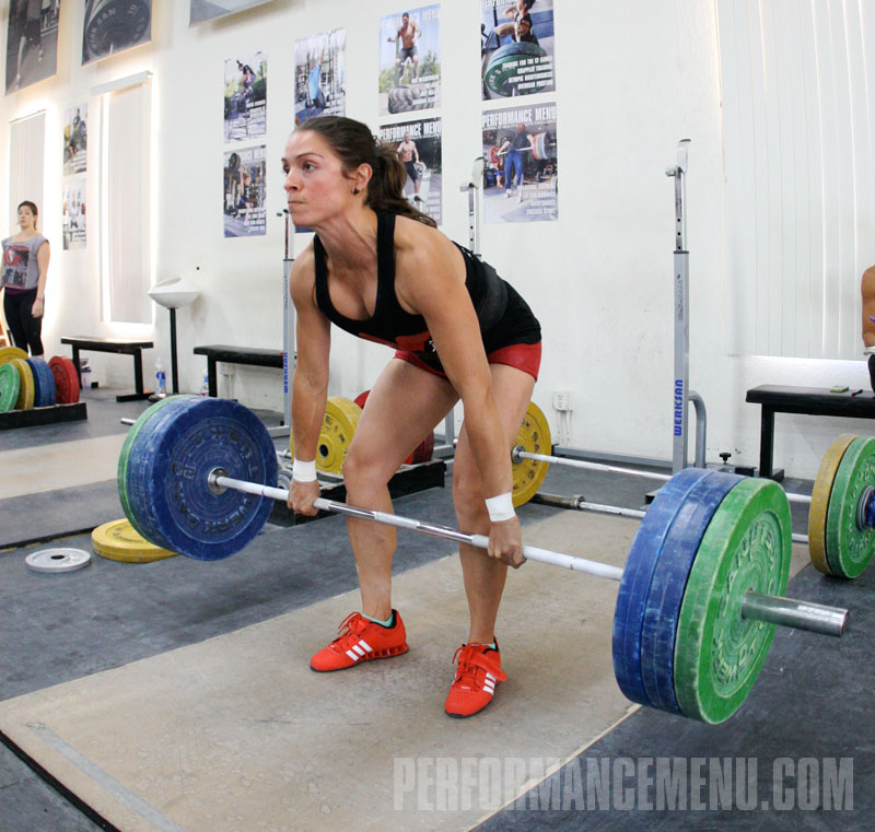 The Inside Track On Powerlifting Tactics: Pulling, Pushing, And Thinking: Extended Connections